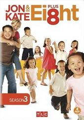 Jon & Kate Plus Ei8ht - Season 3 (4-DVD)