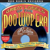Red Robin Records: Great Labels of the Doo Wop Era