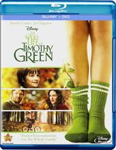 The Odd Life of Timothy Green (Blu-ray + DVD)