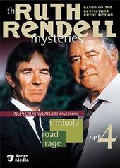 Ruth Rendell Mysteries - Set 4 (2-DVD)