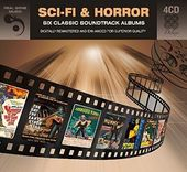 Sci-Fi & Horror: Six Classic Soundtrack Albums
