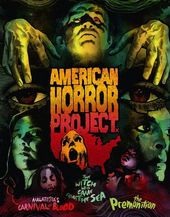 American Horror Project Vol 1 (Blu-ray + DVD)