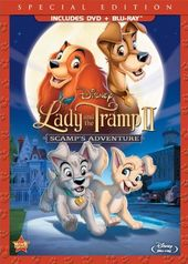 Lady and the Tramp 2: Scamp's Adventure (DVD +