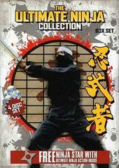 The Ultimate Ninja Collection, Volume 1 (4-DVD)