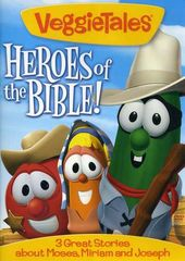 VeggieTales - Heroes of the Bible 3