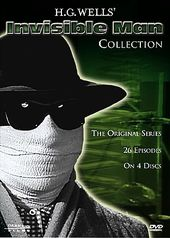 HG Wells' Invisible Man - Complete Series (4-DVD)