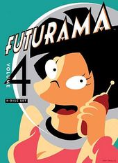 Futurama - Volume 4 (4-DVD)