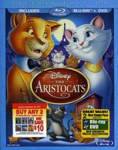 The Aristocats (Blu-ray + DVD)