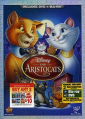 The Aristocats (DVD + Blu-ray)