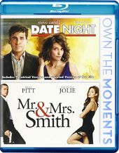 Date Night / Mr. & Mrs. Smith (Blu-ray)