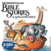 Favorite Bible Stories & Sing-Along Songs (2-CD)