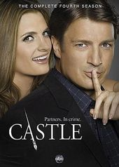 Castle - Complete 4th Season (5-DVD)