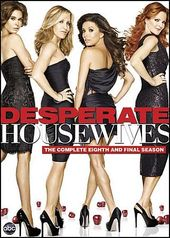 Desperate Housewives - Complete 8th Season (5-DVD)