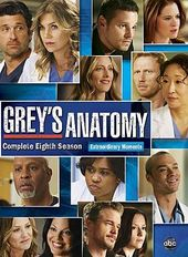 Grey's Anatomy - Season 8 (6-DVD)