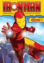 Iron Man: Armored Adventures - Volume 1