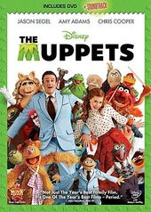The Muppets (DVD + Soundtrack download)