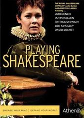 Playing Shakespeare (4-DVD)
