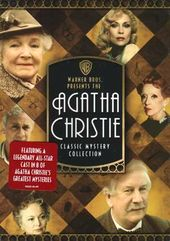 Agatha Christie Classic Mystery Collection (8-DVD)