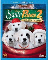 Santa Paws 2: The Santa Pups (Blu-ray + DVD)