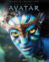 Avatar 3D (Blu-ray + DVD)