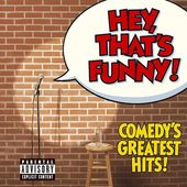 Hey, That's Funny! Comedy's Greatest Hits (2-CD)