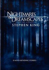 Nightmares & Dreamscapes (3-DVD)