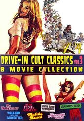 Drive-In Cult Classics, Volume 3 (4-DVD)