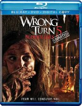 Wrong Turn 5: Bloodlines (Blu-ray + DVD)