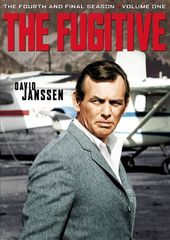 Fugitive - Season 4 - Volume 1 (4-DVD)