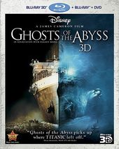 Ghosts of the Abyss 3D (Blu-ray + DVD)