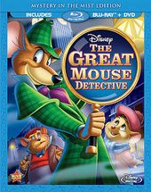The Great Mouse Detective (Blu-ray + DVD)