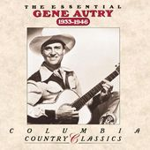 The Essential Gene Autry 1933-1946