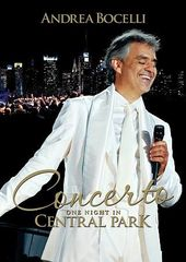 Andrea Bocelli - Concerto: One Night In Central