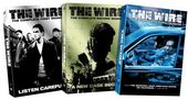 The Wire - Complete Seasons 1-3 (15-DVD)