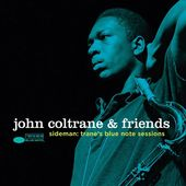 Sideman: Trane's Blue Note Sessions (3-CD)