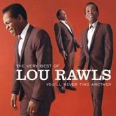 The Very Best Of Lou Rawls: You'll Never Find
