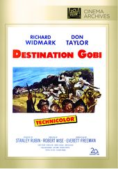 Destination Gobi (Full Screen)