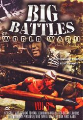 WWII - Big Battles of World War II, Volume 5