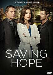 Saving Hope - Complete 2nd Season (5-DVD)
