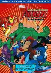 Avengers: Earth's Mightiest Heroes, Volume 5