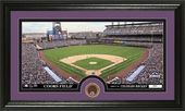 Baseball - Colorado Rockies - Infield Dirt Coin