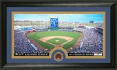 Baseball - Kansas City Royals - Infield Dirt Coin