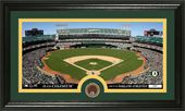 Baseball - Oakland A's - Infield Dirt Coin