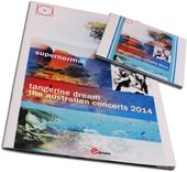 Supernormal: The Australian Concerts 2014 (3-CD)