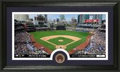 Baseball - San Diego Padres - Dirt Coin Panoramic