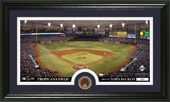 Baseball - Tampa Bay Rays - Infield Dirt Coin