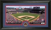 Baseball - Texas Rangers - Infield Dirt Coin