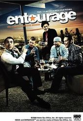 Entourage - Seasons 1 & 2 (5-DVD)