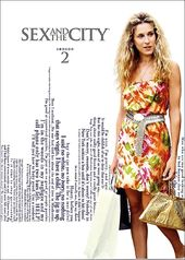 Sex and the City - Complete 2nd Season (3-DVD)