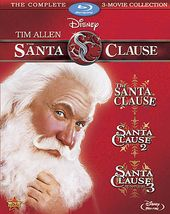 The Santa Clause Holiday Collection (Blu-ray)